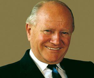 Oskar Lapp (1921-1987) se labró un lugar en la historia empresarial alemana